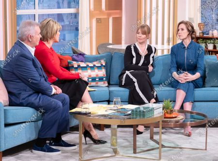 Eamonn Holmes, Ruth Langsford, Emma Jones and Emma Kenny