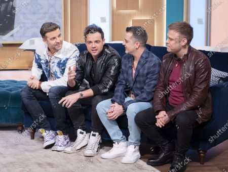 Editorial photo of 'This Morning' TV show, London, UK - 17 Feb 2020