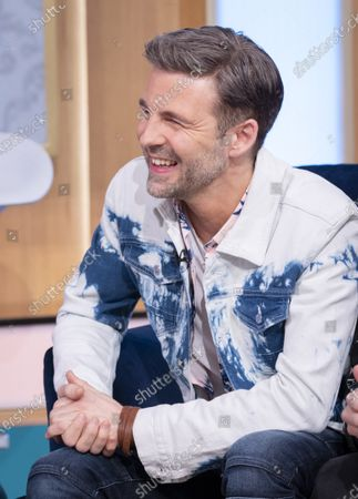 Editorial image of 'This Morning' TV show, London, UK - 17 Feb 2020