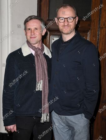 Ian Gatiss and Mark Gatiss