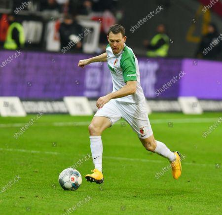 Editorial photo of Football: Germany, 1. Bundesliga, Frankfurt - 07 Feb 2020