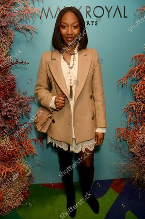 Stock Photo of Vanessa Kingori