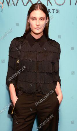 Editorial image of Natalia Vodianova x Maxx Resorts party, Scott's, London, UK - 17 Feb 2020