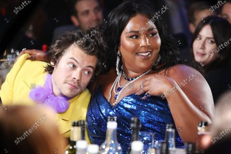 Harry Styles and Lizzo