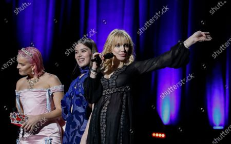 Editorial image of 40th Brit Awards, Show, The O2 Arena, London, UK - 18 Feb 2020