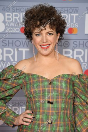 Editorial image of 40th Brit Awards, VIP Arrivals, The O2 Arena, London, UK - 18 Feb 2020
