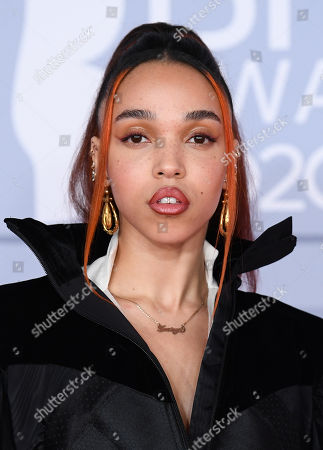 Stock Image of FKA Twigs