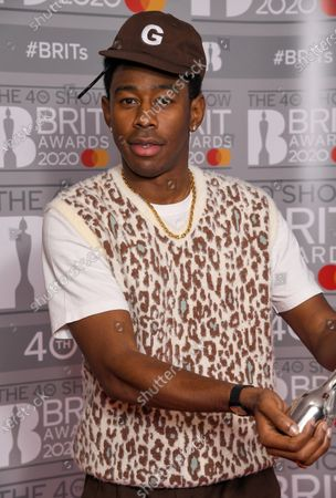 Stock Picture of Tyler the Creator - International Male