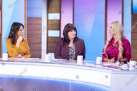 Andrea McLean, Coleen Nolan, Christine McGuinness