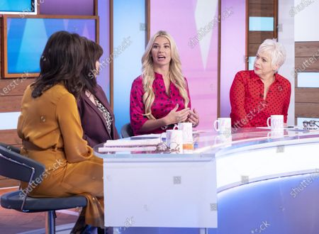 Andrea McLean, Coleen Nolan, Christine McGuinness, Denise Welch