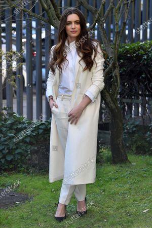 Stock Photo of Miriam Dalmazio