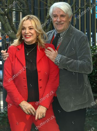 Editorial picture of 'La vita promessa' part two photocall, Rome, Italy - 17 Feb 2020