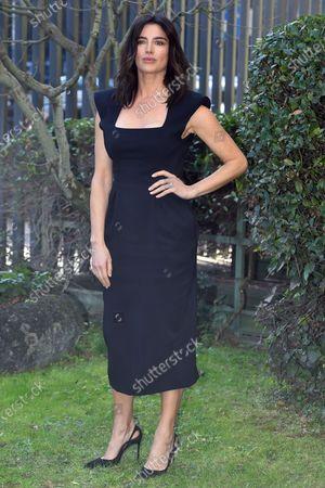 Stock Image of Luisa Ranieri