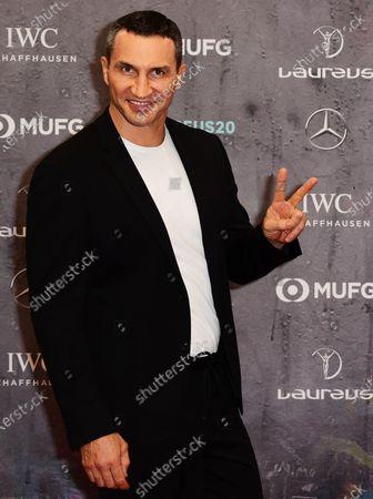 Editorial image of Laureus World Sports Awards 2020, Berlin, Germany - 17 Feb 2020