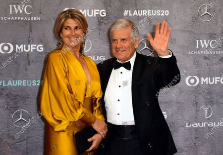 Editorial picture of Laureus World Sports Awards 2020, Berlin, Germany - 17 Feb 2020