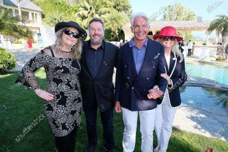 Terry Fator, Angie Seymour, George Hamilton
