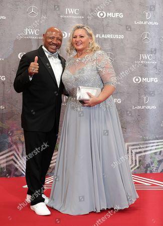 Editorial photo of Laureus Awards, Berlin, Germany - 17 Feb 2020
