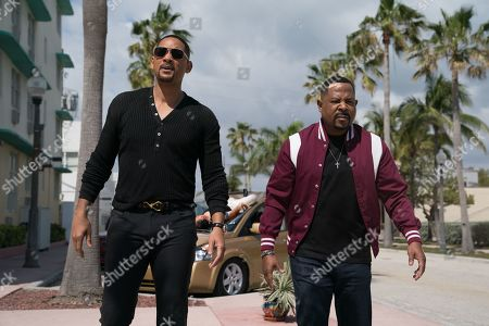 Editorial image of 'Bad Boys for Life' Film - 2020