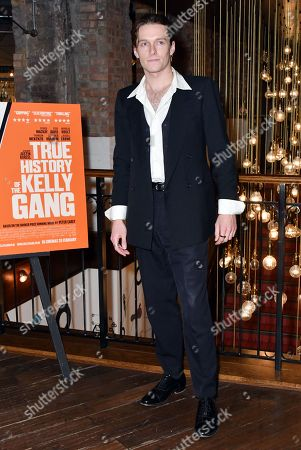 Editorial image of 'True History Of The Ned Kelly Gang' film premiere, London, UK - 17 Feb 2020