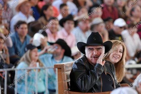 Editorial picture of Vicente Fernandez turns 80, Guadalajara, Mexico - 17 Feb 2020