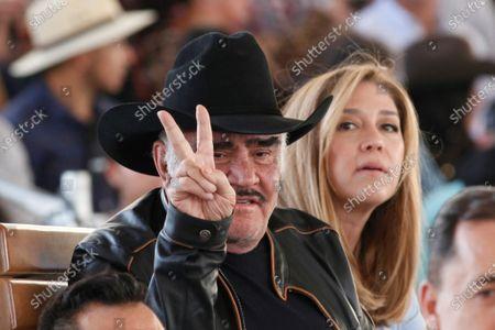 Editorial photo of Vicente Fernandez turns 80, Guadalajara, Mexico - 17 Feb 2020