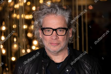 Stock Picture of Dexter Fletcher poses for photographers during a UK charity premiere for the film 'True History of the Kelly Gang' at a central London cinema