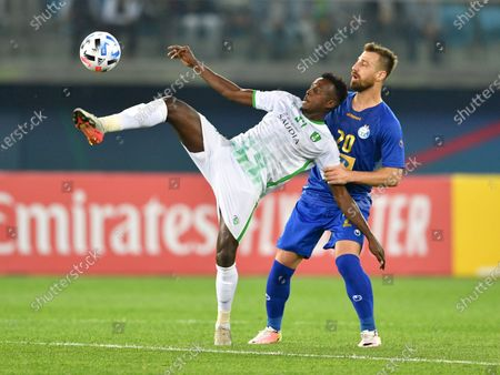 Editorial image of Al Ahli FC vs Esteghlal FC, Kuwait City - 17 Feb 2020