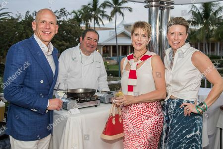 Editorial image of Thyme Well Spent ? A Flexjet Experience with Chef Emeril Lagasse, Key Largo, USA - 14 Feb 2020