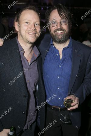 Editorial image of 'Upstart Crow' play, After Party, London, UK - 17 Feb 2020