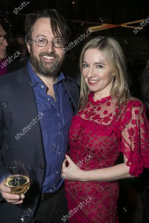 David Mitchell (Shakespeare) and Victoria Coren Mitchell