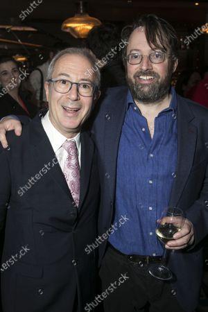 Ben Elton (Author) and David Mitchell (Shakespeare)