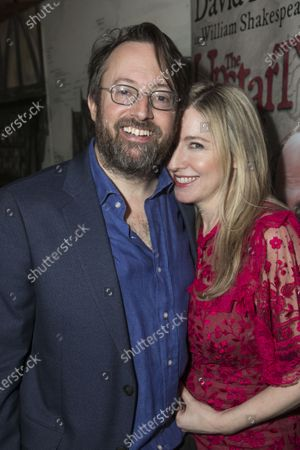 Editorial picture of 'Upstart Crow' play, After Party, London, UK - 17 Feb 2020