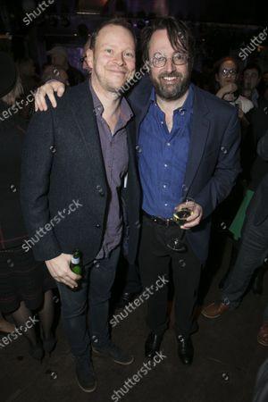Stock Image of Robert Webb and David Mitchell (Shakespeare)