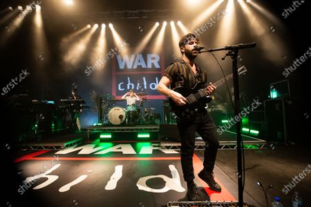 Foals - Edwin Congreave, Jack Bevan and Yannis Philippakis