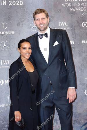 Dirk Nowitzki, wife Jessica Nowitzki