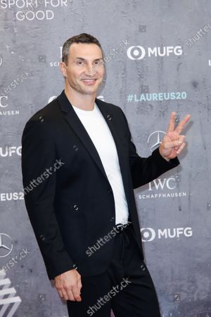 Editorial photo of Laureus World Sports Awards, Berlin, Germany - 17 Feb 2020