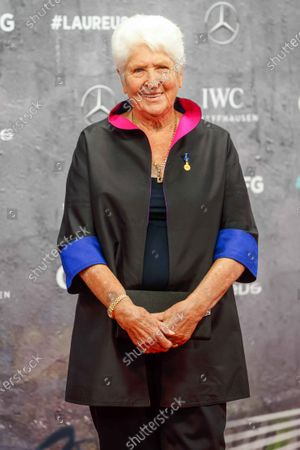 Stock Picture of Dawn Fraser