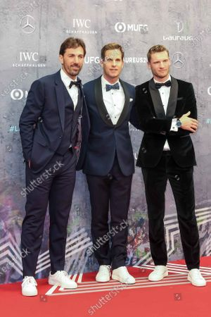 Editorial picture of Laureus World Sports Awards, Berlin, Germany - 17 Feb 2020
