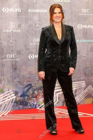 Stock Image of Katarina Witt