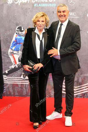 Editorial photo of Laureus World Sports Awards, Berlin, Germany - 17 Feb 2020