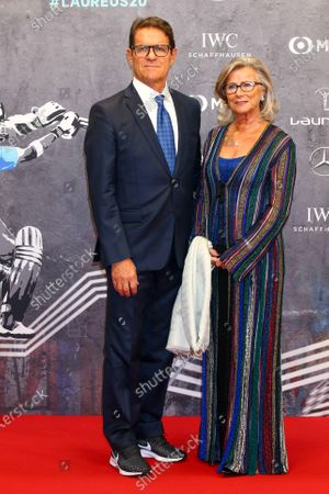 Fabio Capello, Laura Capello