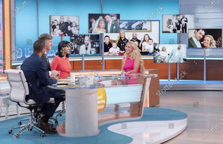Editorial picture of 'Good Morning Britain' TV show, London, UK - 18 Feb 2020