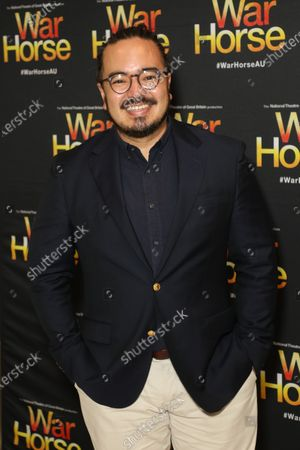 Editorial picture of 'War Horse' play opening night, Sydney, Australia - 18 Feb 2020