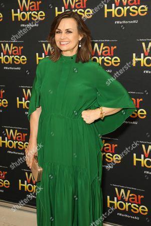 Editorial image of 'War Horse' play opening night, Sydney, Australia - 18 Feb 2020