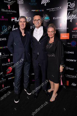 Editorial photo of 40th Brit Awards, Sony Music After Party, The Standard, London, UK - 18 Feb 2020