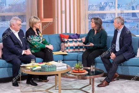 Editorial image of 'This Morning' TV show, London, UK - 18 Feb 2020