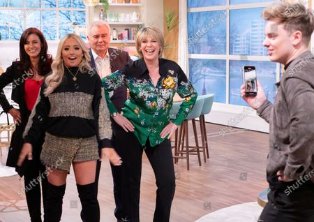 Editorial picture of 'This Morning' TV show, London, UK - 18 Feb 2020