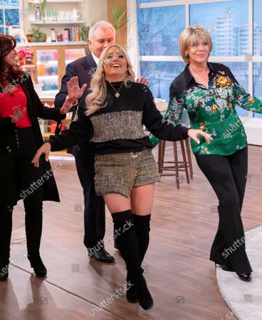 Editorial photo of 'This Morning' TV show, London, UK - 18 Feb 2020