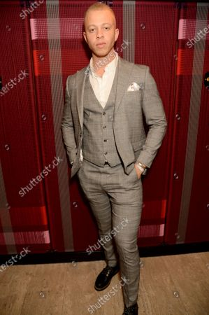 Editorial image of 40th Brit Awards, Sony Music After Party, The Standard, London, UK - 18 Feb 2020