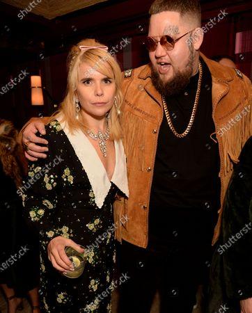 Paloma Faith and Rag'n'Bone Man